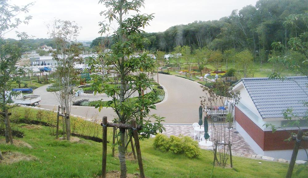 全国都市緑化フェア(馬見丘陵公園)