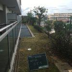 マンション内の緑地管理